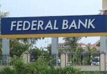 Federal Bank Internship 2021